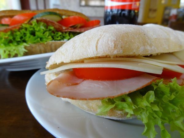 Grillezett szendvicsek!