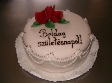 Boldog harmadik szülinapot - Geleta Cukrészda Balatonlelle