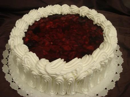 2012. július tortája: Túrós gyümölcstorta